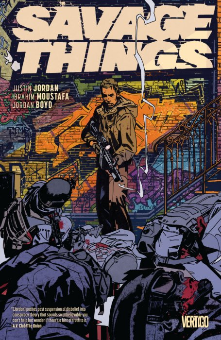 Savage Things #1 - TPB