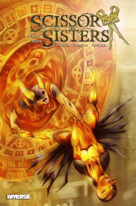 Scissor Sisters - Swan Song #1