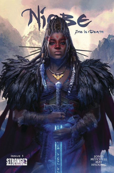 Niobe - She is Death #1-4 Complete