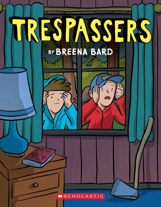 Trespassers #1 - GN