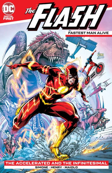 The Flash - Fastest Man Alive #3