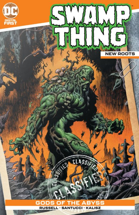 Swamp Thing - New Roots #3