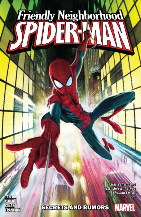 Friendly Neighborhood Spider-Man Vol.1 - Secrets and Rumors