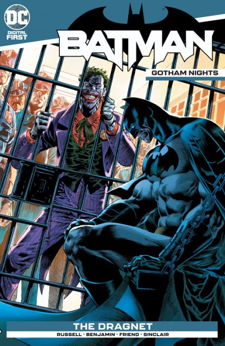 Batman - Gotham Nights #4