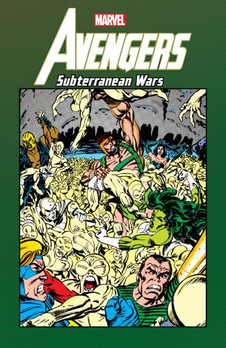 Avengers - Subterranean Wars #1