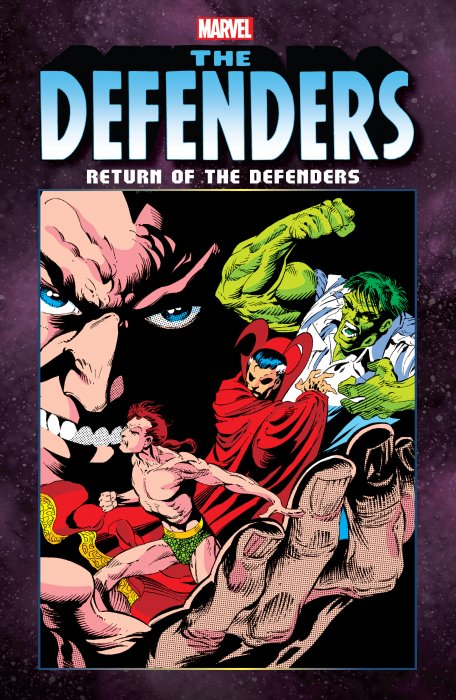 Defenders - Return of the Defenders #1