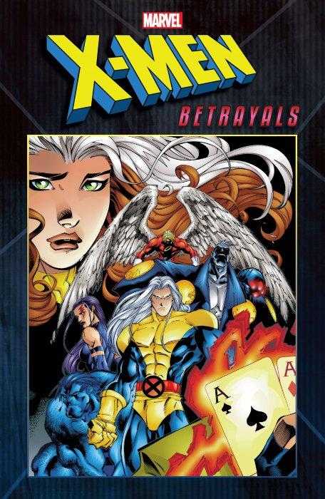 X-Men - Betrayals #1