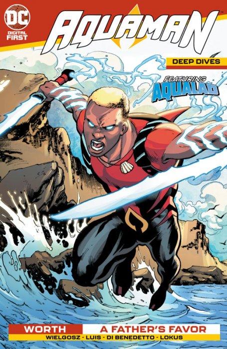 Aquaman - Deep Dives #4