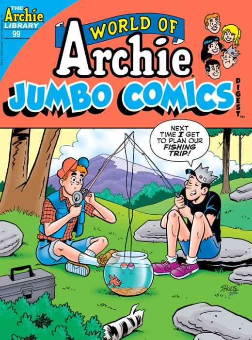 World of Archie Comics Double Digest #99