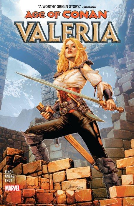 Age of Conan - Valeria #1 - TPB