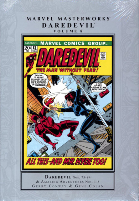 Marvel Masterworks Daredevil Vol.14