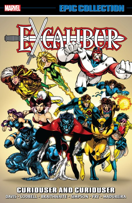 Excalibur Epic Collection Vol.4 - Curiouser And Curiouser