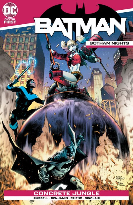 Batman - Gotham Nights #5