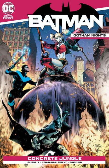 Batman - Gotham Nights #5