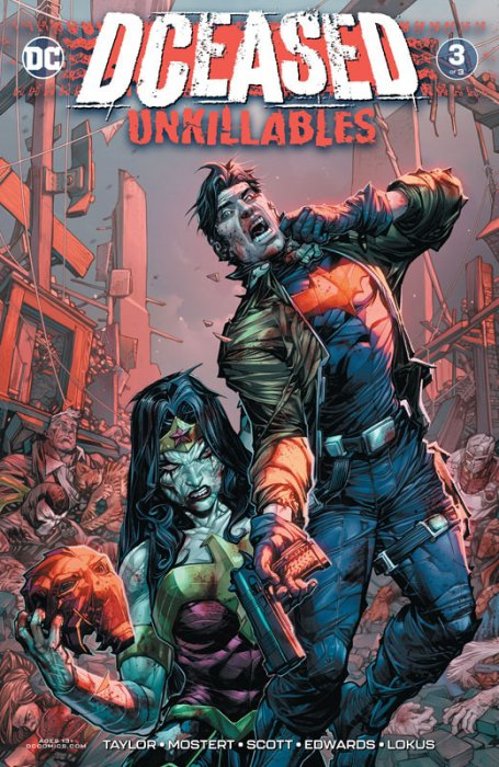 DCeased - Unkillables #3