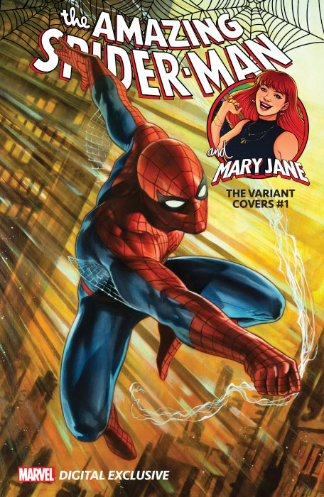 Amazing Spider-Man & Mary Jane - The Variant Covers #1