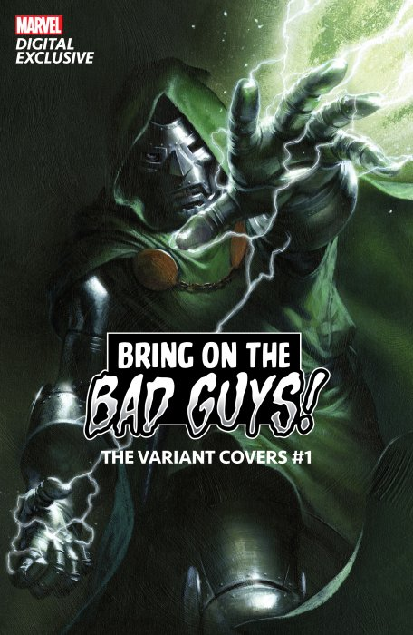 Bring on the Bad Guys - The Variant Covers #1