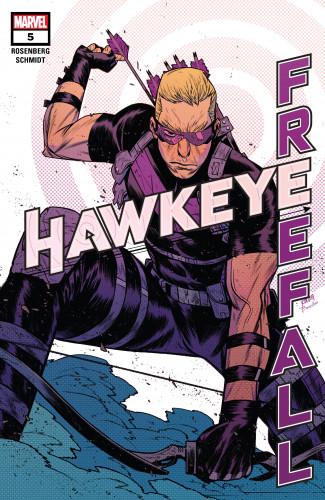 Hawkeye - Freefall #5