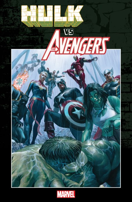Hulk vs. the Avengers #1