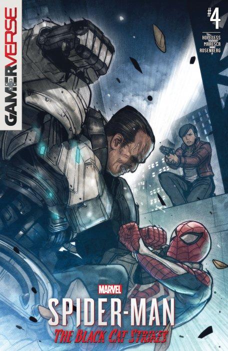 Marvel's Spider-Man - The Black Cat Strikes #4
