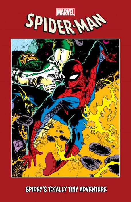 Spider-Man - Spidey's Totally Tiny Adventure #1