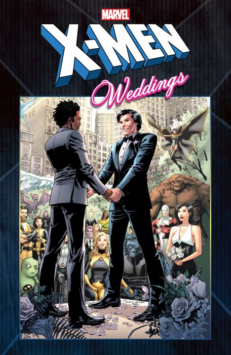 X-Men Weddings #1