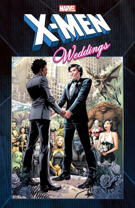 X-Men Weddings #1