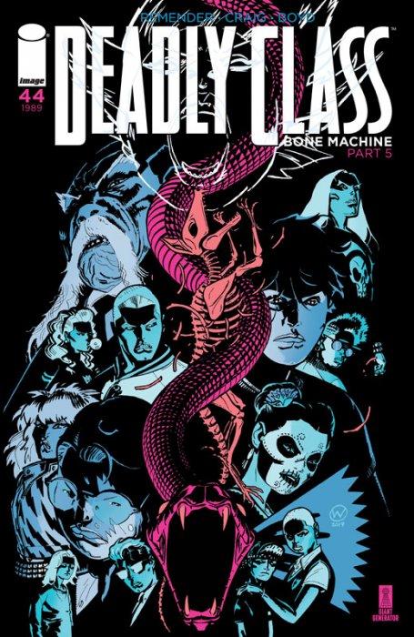 Deadly Class #44