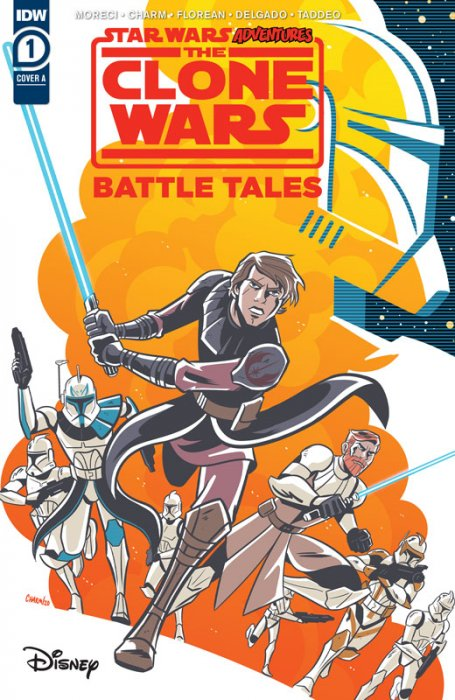 Star Wars Adventures - Clone Wars #1