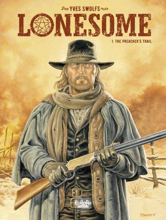 Lonesome #1 - The Preacher's Trail
