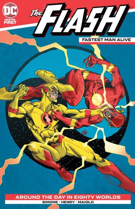 The Flash - Fastest Man Alive #5