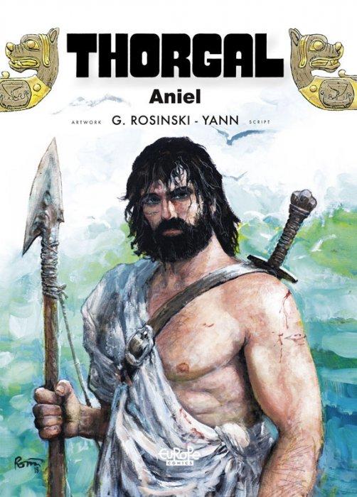 Thorgal #28 - Aniel