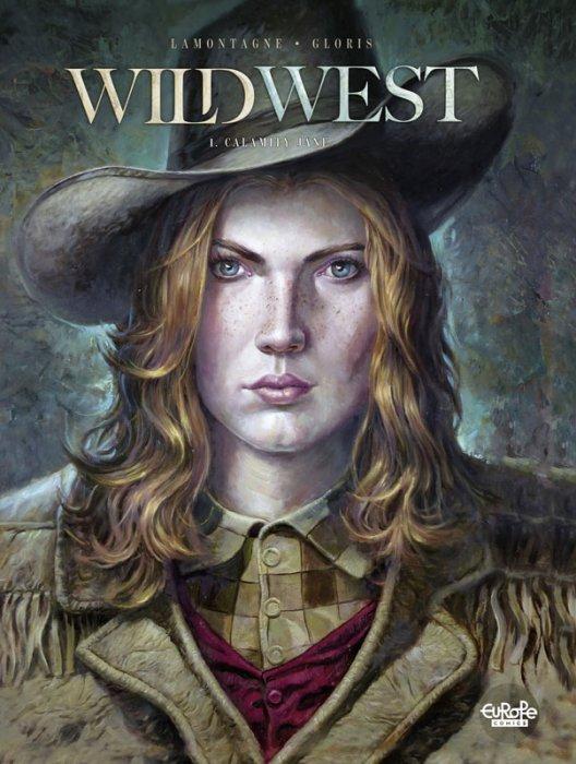 Wild West #1 - Calamity Jane