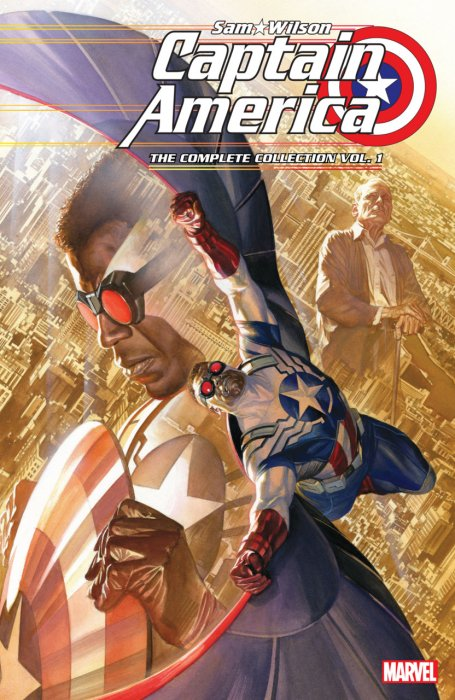 Captain America - Sam Wilson - The Complete Collection Vol.1
