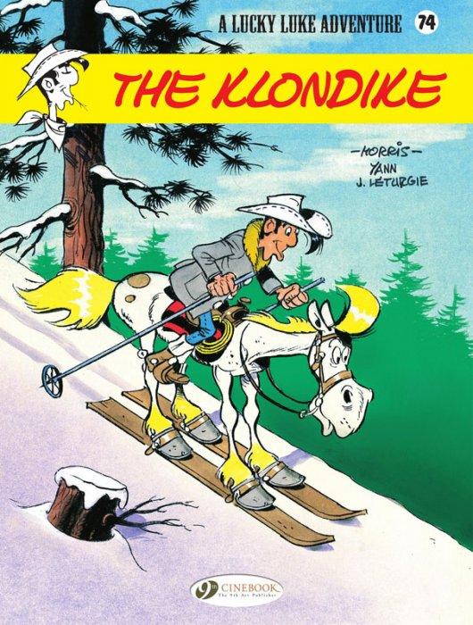 Lucky Luke #74 - The Klondike