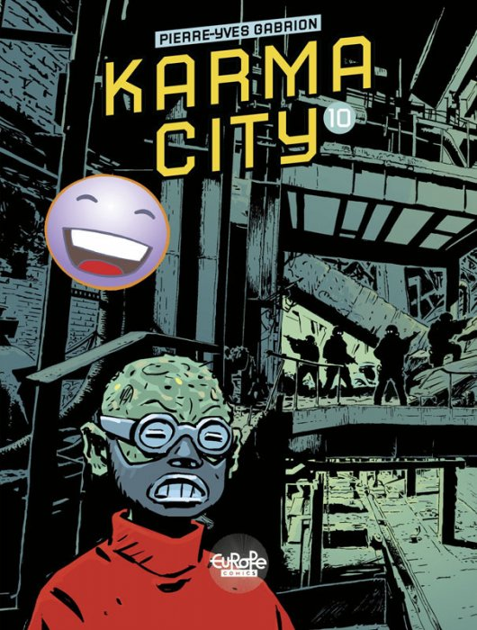 Karma City #10