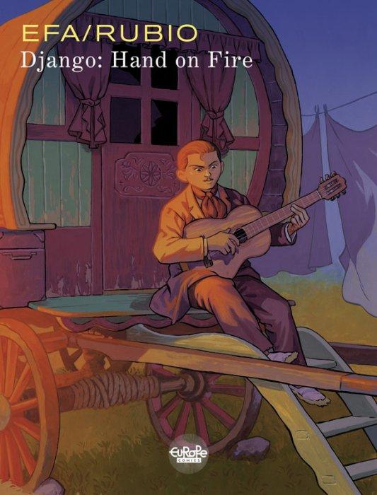 Django - Hand on Fire #1