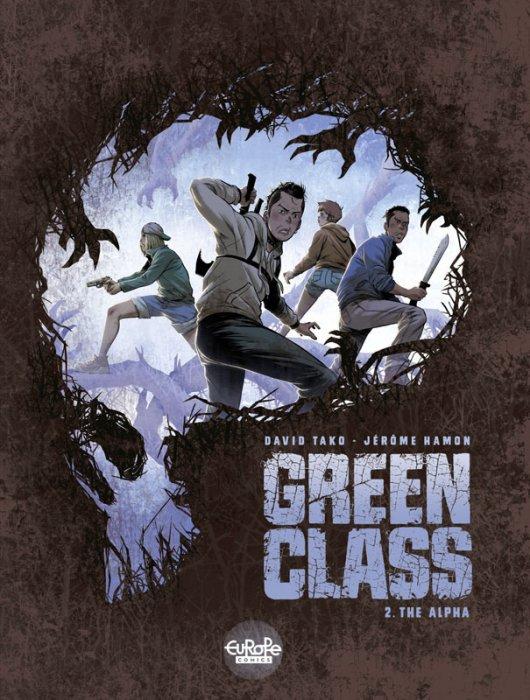 Green Class #2 - The Alpha