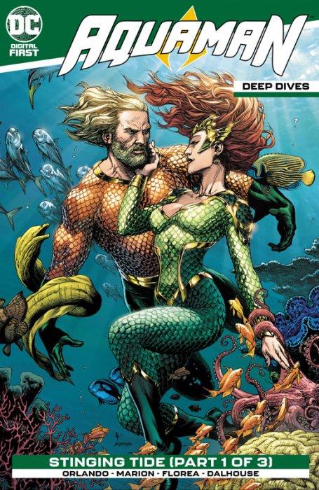Aquaman - Deep Dives #5