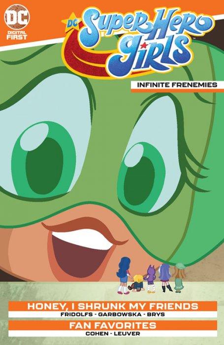 DC Super Hero Girls - Infinite Frenemies #5