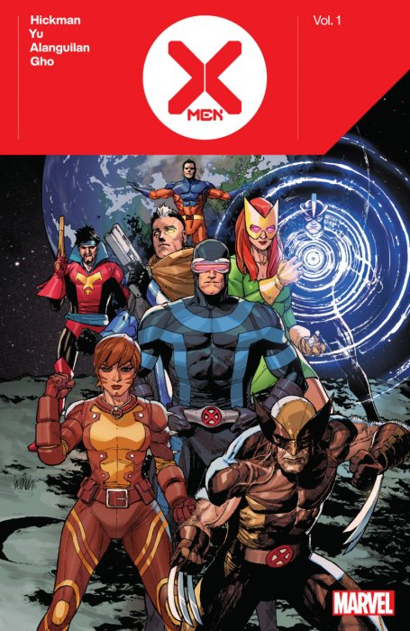 X-Men by Jonathan Hickman Vol.1