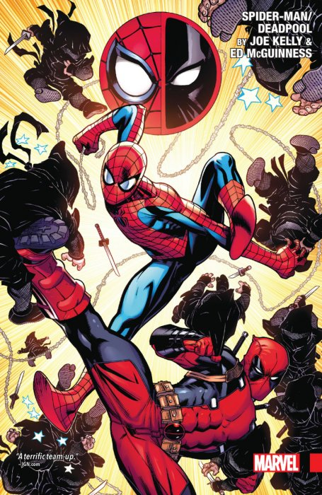 Spider-Man-Deadpool by Kelly & McGuinness #1 - HC