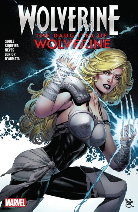 Wolverine - The Daughter Of Wolverine #1 - TPB