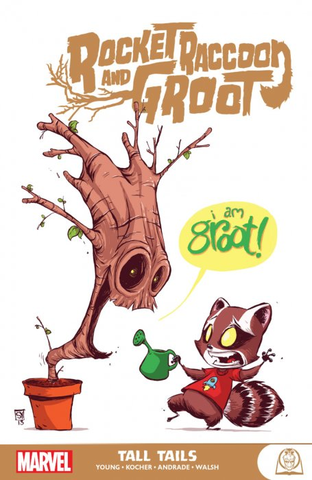 Rocket Raccoon And Groot - Tall Tails #1 - TPB