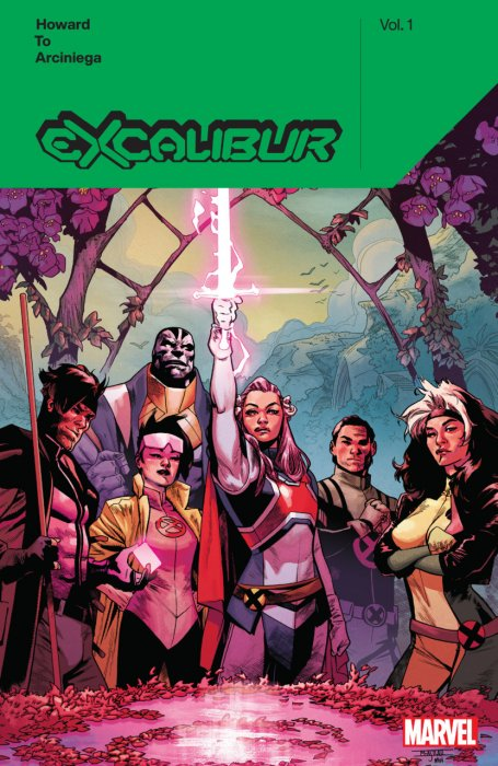 Excalibur by Tini Howard Vol.1