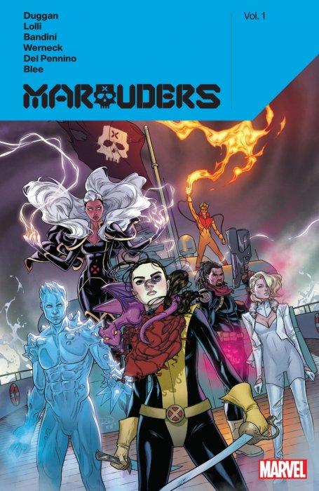 Marauders by Gerry Duggan Vol.1