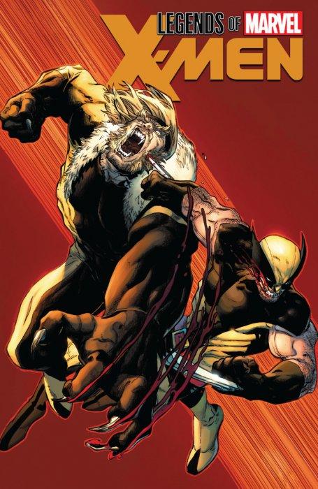 Legends of Marvel - X-Men #1 - TPB