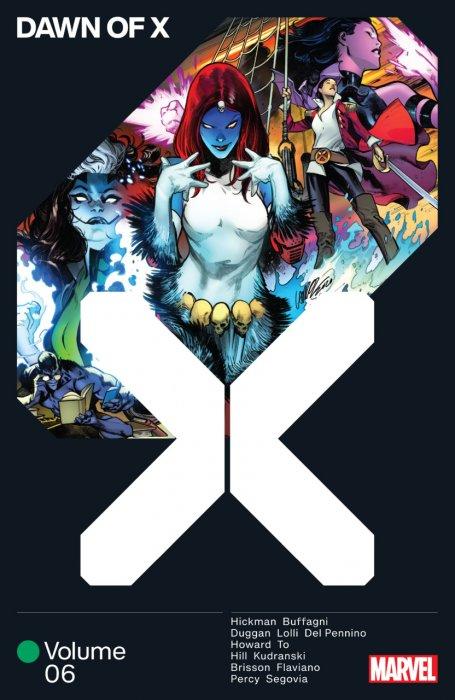 Dawn Of X Vol.6