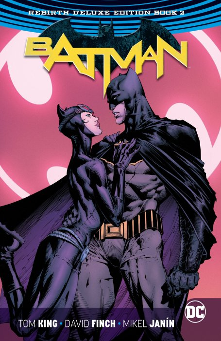 Batman - The Rebirth Deluxe Edition - Book 2