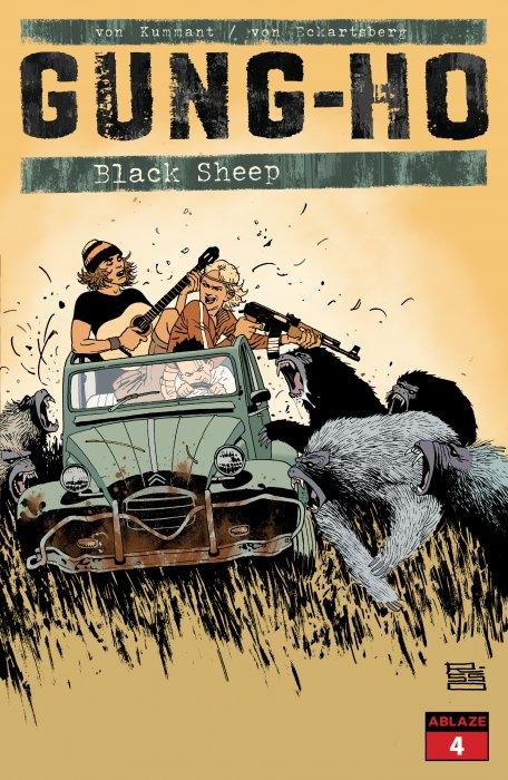 Gung-Ho #4 - Black Sheep